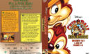 Disney's Chip n Dale Rescue Rangers Volumes 1 & 2 6-Disc Set, Episodes 1-51 (2005) R1 DVD Cover & Labels
