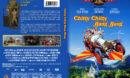 Chitty Chitty Bang Bang (1968) R1 SLIM DVD Cover & Label