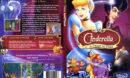 Cinderella III - A Twist In Time (2007) Custom SLIM DVD Cover& Label