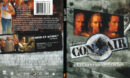 Con Air (2006) R1 SLIM DVD Cover and Label