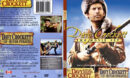 Davy Crockett (2004) R1 SLIM DVD Cover and Label