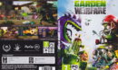 Plants vs. Zombies: Garden Warfare (2014) EU PC DVD Cover