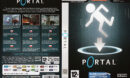 Portal (2007) CZ/PL/HU PC DVD Cover & Label