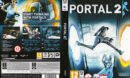 Portal 2 (2011) CZ/PL/HU PC DVD Cover & Label