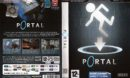 Portal (2007) EU PC DVD Cover & Label
