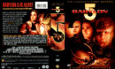 BABYLON 5 (1993) SEASON 1 DVD COVERS AND LABELS