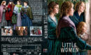 Little Women (2019) R1 Custom DVD Cover & Label V3