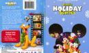 Disney's Classic Holiday Stories (2006) R1 SLIM DVD Cover and Label