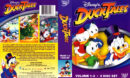 Ducktales - Volume 1-3 - 9 Disc Set - DVD Covers and Labels
