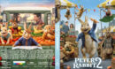 Peter Rabbit 2 (2020) R1 Custom DVD Cover & Label