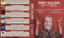 Terry Gilliam Director's Collection - Set 2 (1998-2018) R1 Custom DVD Cover