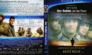 Der Soldat James Ryan (Sapphire Serie) (1998) German Blu-Ray Covers & Label