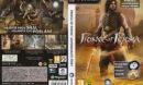 Prince of Persia: Zapomenuté písky (2010) CZ PC DVD Cover & Labels