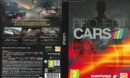 Project CARS (2015) EU/PL PC DVD Cover & Labels