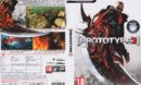 Prototype 2 (2012) EU PC DVD Cover & Label