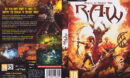 R.A.W. Realms of Ancient War (2012) EU PC DVD Cover & Label