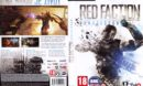 Red Faction: Armageddon (2011) CZ/SK PC DVD Cover & Label