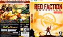 Red Faction: Guerrilla (2009) EU PC DVD Cover & Label