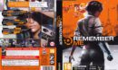 Remember Me (2013) CZ/PL/HU PC DVD Cover & Label
