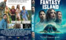 Fantasy Island (2020) R1 Custom DVD Cover & Label