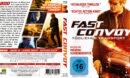 Fast Convoy (2016) German Custom Blu-Ray Covers & Label