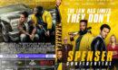 Spenser Confidential (2020) R1 Custom DVD Cover & Label