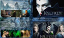 Maleficent Double Feature R1 Custom SLIM DVD Cover