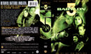 BABYLON 5 (1995) SEASON 3 DVD COVERS AND LABELS