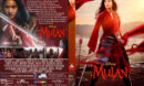 Mulan (2020) R1 Custom DVD Cover & Label