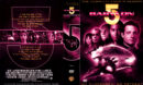 BABYLON 5 (1996) SEASON 4 DVD COVERS AND LABELS