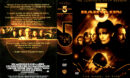 BABYLON 5 (1997) SEASON 5 DVD COVERS AND LABELS