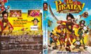 Die Piraten! (2012) R2 German DVD Cover
