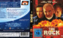 The Rock - Entscheidung auf Alcatraz (Neuauflage) (2013) German Blu-Ray Covers & Label