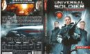Universal Soldier - Regeneration Uncut (2010) R2 German DVD Cover
