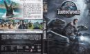 Jurassic World (2014) R2 German DVD Cover
