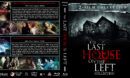 The Last House on the Left Collection R1 Custom Blu-Ray Cover