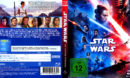 Star Wars: Episode IX - Der Aufstieg Skywalkers (2019) German Blu-Ray Cover