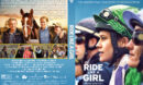 Ride Like a Girl (2019) R1 Custom DVD Cover & Label