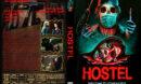 HOSTEL (2005) R0 Custom DVD Cover