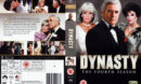 DYNASTY (1983) SEASON FOUR R2 DVD COVER AND LABELS