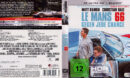Le Mans 66 (2020) German 4K UHD Blu-Ray Cover