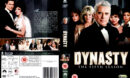 DYNASTY (1984) SEASON FIVE R2 DVD COVER AND LABELS