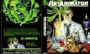 Re-Animator (1985) R0 CUSTOM DVD COVER