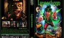 LEPRECHAUN (1993) R0 CUSTOM DVD COVER