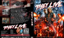 They Live (1988) R0 CUSTOM DVD Cover