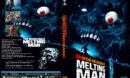 The Incredible Melting Man (1977) R0 Custom DVD Cover