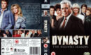 DYNASTY (1987) SEASON EIGHT R2 DVD COVER AND LABELS