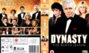 DYNASTY (1988) SEASON NINE R2 DVD COVER AND LABELS