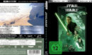 Star Wars - Episode VI - Die Rückkehr der Jedi-Ritter (Custom) 4K UHD Blu-Ray German Covers & Label