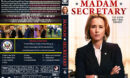 Madam Secretary - Season 6 (2020) R1 Custom DVD Cover & Labels